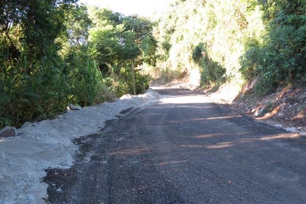 Estrada do Perau novamente em perfeitas condições
