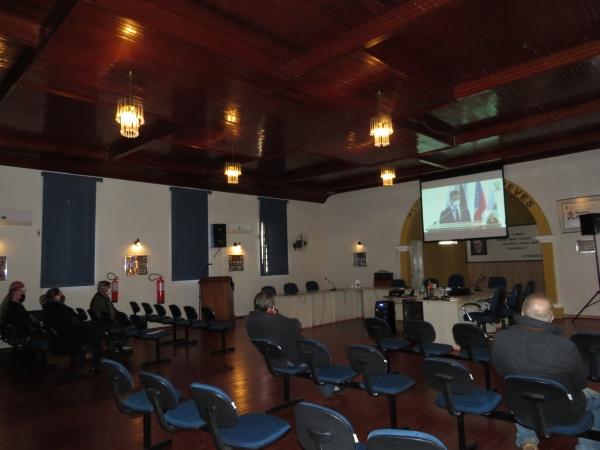 Projeto de Lei do Estado reconhece Casa de Cultura Alberto Pasqualini