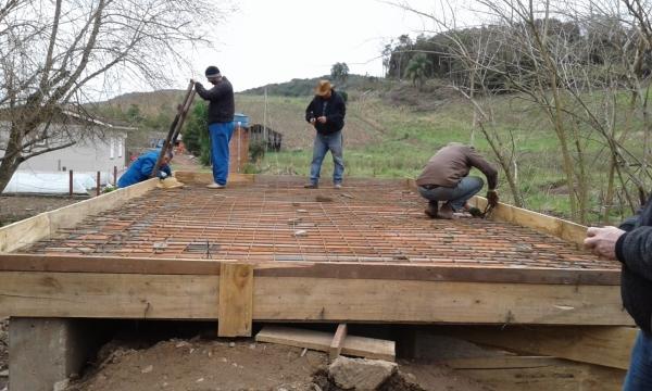 Construção de Ponte