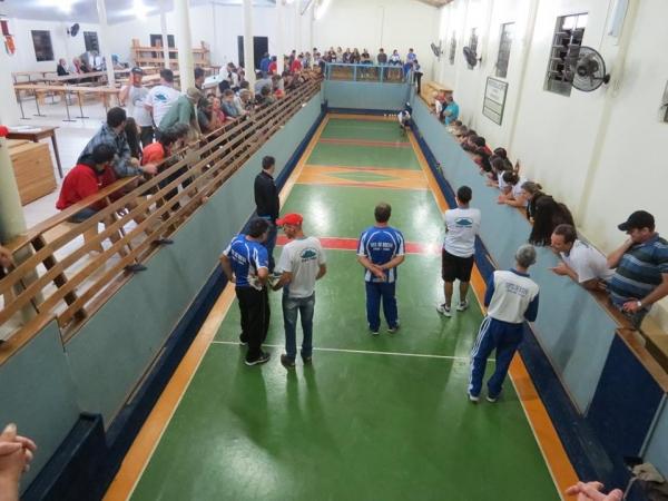 Ivorá resgata Torneio Municipal de Bocha