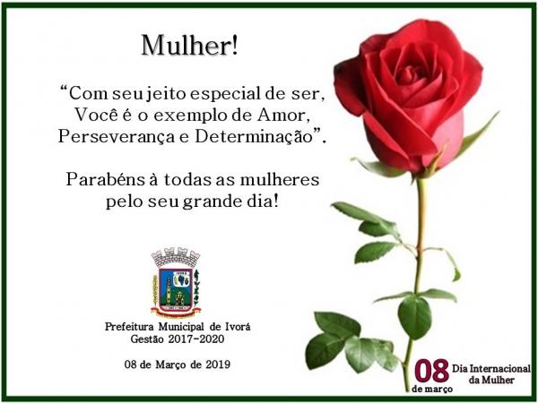 Servidores recebem Homenagem pelo Dia Internacional da Mulher