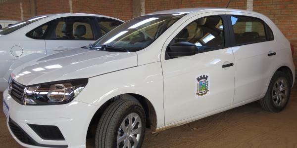 Secretaria de Assistência Social recebe carro novo