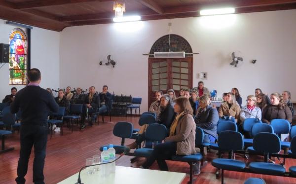 Servidores participam de Capacitação sobre Primeiros Socorros