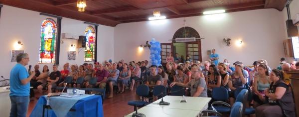 Secretaria Municipal de Saúde de Ivorá promove evento do Novembro Azul