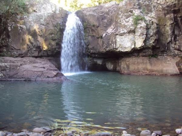Cascata Cara do índio