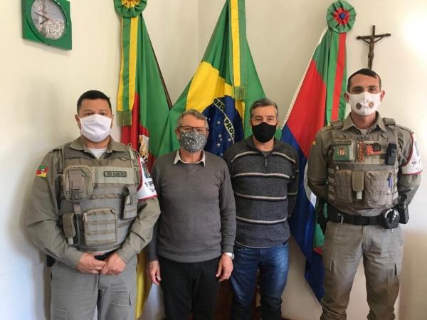 Brigada Militar e PC promoverão Operação Sossego Público em Ivorá