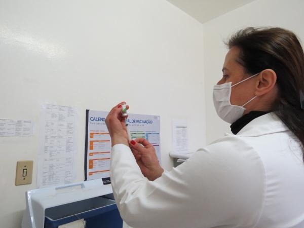 Campanha de Vacinação contra gripe ampliada