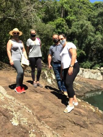 UFSM firma parceria para Plano de Manejo do Monte Grappa