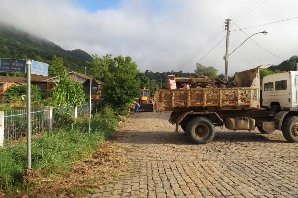 Ivorá, hora da reconstrução e solidariedade